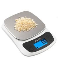 香山电子秤厨房秤茶叶秤家用烘焙秤珠宝迷你食物称克秤0.1g高精度
