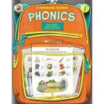【预订】Phonics, Homework Helpers, Grade 1