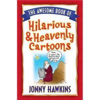 【预订】The Awesome Book of Hilarious & Heavenly Cartoons