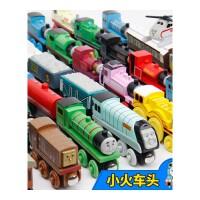 新品磁性小火车木质轨道托马斯小火车头儿童早教玩具装饰儿童节礼物