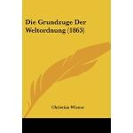 【预订】Die Grundzuge Der Weltordnung (1863)