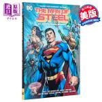 【中商原版】超人:钢铁之躯 英文原版 The Man of Steel 卡通 漫画 DC Comics