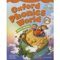 Oxford Phonics World: Level 2: Student Book with MultiROM【英