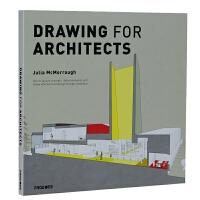 DRAWING FOR ARCHITECTS 建筑绘图 公共建筑 模型设计图纸教程书籍 详细介绍 英文原版