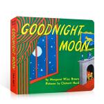 顺丰发货 英文原版 Goodnight Moon70周年纪念版月亮晚安纸板书 吴敏兰廖彩杏书单推荐 亲子共读睡前故事