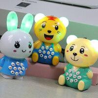 宝宝早教故事机儿童音乐播放器小熊迷你0-3岁幼儿玩具婴儿便携小