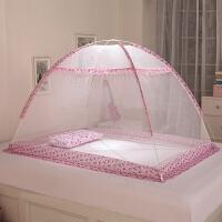 bb小孩公主蒙古包免安装可折叠婴儿童床蚊帐罩幼儿园无底宝宝