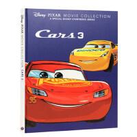 【顺丰速运】英文进口原版 Disney Pixar cars 3 movie collection 迪士尼 赛车汽车总