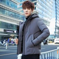 棉衣男士2019新款工装加厚羽绒棉服韩版潮流ins超火棉袄冬季外套
