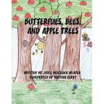 【预订】Butterflies, Bees, and Apple Trees