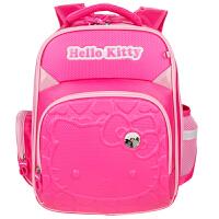HelloKitty凯蒂猫 儿童书包卡通女孩凯蒂猫图案1-4年级学生书包 KT1002