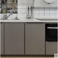 厨房透明贴纸油烟机耐高温灶台贴铝箔隔油可写字墙贴纸易擦洗
