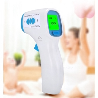 婴儿电子温度体温计宝宝儿童家用耳温额温枪