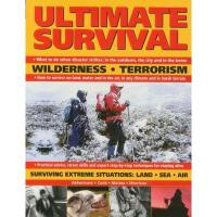 【预订】Ultimate Survival: Wilderness, Terrorism, Surviving