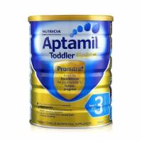 Aptamil 新西兰原装进口爱他美金装婴幼儿奶粉 3段 1岁以上 900g 2罐装 正品保障保税仓发货