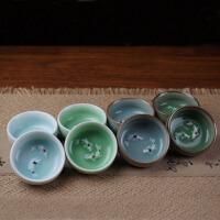 功夫茶杯陶瓷品茗杯小茶杯
