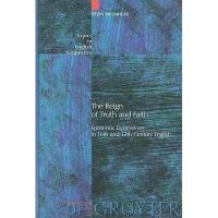【预订】The Reign of Truth and Faith: Epistemic Expressions