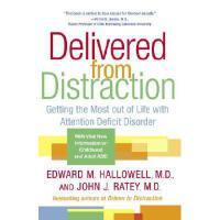 【预订】Delivered from Distraction: Getting the Most Out of