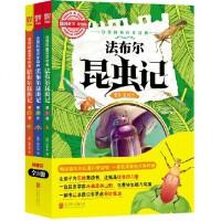 法布尔昆虫记(全彩美绘本学生版共3册)/图说天下