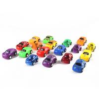 20180528045147296迷你q版回力小汽车惯性儿童卡通玩具车模型套装1-6岁 501#随机颜色小车【8只】