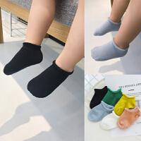 婴童装婴儿春装女宝宝松口卷边短袜新生儿袜子儿童袜