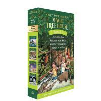 【现货】Magic Tree House Volumes 5-8 Boxed Set (BX) 英文原版儿童书 神奇树