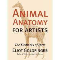 【预订】Animal Anatomy for Artists: The Elements of Form
