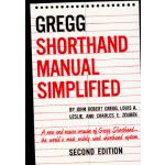 【预订】The Gregg Shorthand Manual Simplified