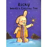Ricky Wants A Christmas Tree 《折耳兔奇奇好棒系列:好大的圣诞树》(比利时国宝级童书) ISBN 9780007903917