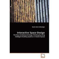 【预订】Interactive Space Design