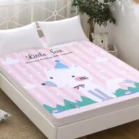 整床隔尿垫 隔尿垫婴儿防水可洗超大号棉宝宝床笠新生儿童180x200整床垫床单