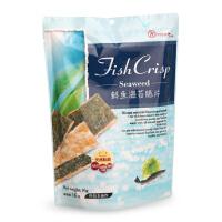 韩国宝噜噜鳕鱼肠进口宝宝奶酪芝士鱼肠+禾泱泱鲜鱼儿童海苔脆片