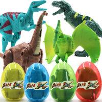 20190712042950540恐龙变形玩具金刚变形蛋儿童霸王龙蛋奥特蛋套装全套机器人男孩
