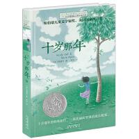 十岁那年 长青藤国际大奖小说书系  7-9-10-12岁小学生三四五六年级课外读物阅读书籍 童书儿童文学 中小学生课外阅读书籍