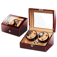 德国摇表器机械表自动上链手表盒上弦器晃表收纳表盒转表器
