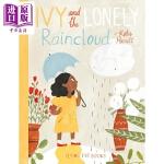 【中商原版】Katie Harnett:雨云下的艾菲 Lonely Raincloud 绘本故事 亲子绘本 低幼童书