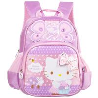HelloKitty凯蒂猫 儿童卡通书包 女童宝宝幼儿园双肩书包SK91053