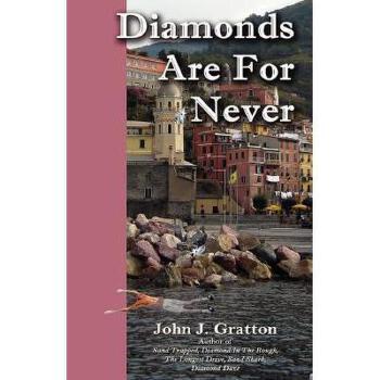 【预订】Diamonds Are for Never 美国库房发货,通常付款后3-5周到货!