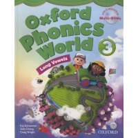 Oxford Phonics World: Level 3: Student Book with MultiROM【英