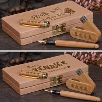 创意礼品定制签名笔钢笔U盘送男女友老师特别纪念日生日礼物