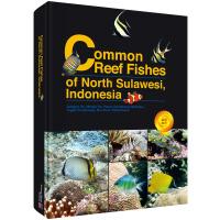 【按需印刷】-印尼北苏拉威西海常见珊瑚礁鱼类图集(英文版)