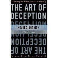 【预订】The Art Of Deception: Controlling The Human Element