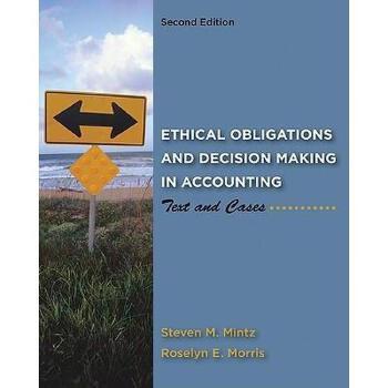 【预订】Ethical Obligations and Decision Making in 美国库房发货,通常付款后3-5周到货!