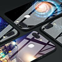 oppor15玻璃壳梦境版 OPPOR15手机壳男女全包防摔创意潮钢化后盖