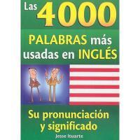 【预订】Las 4000 Palabras Mas Usadas en Ingles
