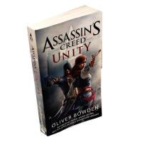 【全店300减100】英文原版小说书籍团结Assassin's Creed: Unity刺客信条:大革命