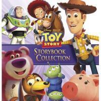 英文原版儿童书 Toy Story Storybook Collection 玩具总动员故事(精装) 迪士尼系列