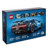 乐高积木布加迪威龙奇龙42083机械系列汽车模型拼装玩具正品现货