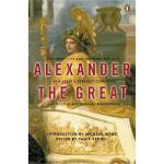 【预订】Alexander the Great Y9780142001400