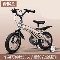 创意新款儿童自行车3岁男女宝宝脚踏车12/14/16寸童车山地车小孩单车